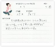 K.Yさん 27歳 女性