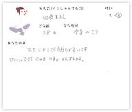 加藤美紀さん 38歳 女性